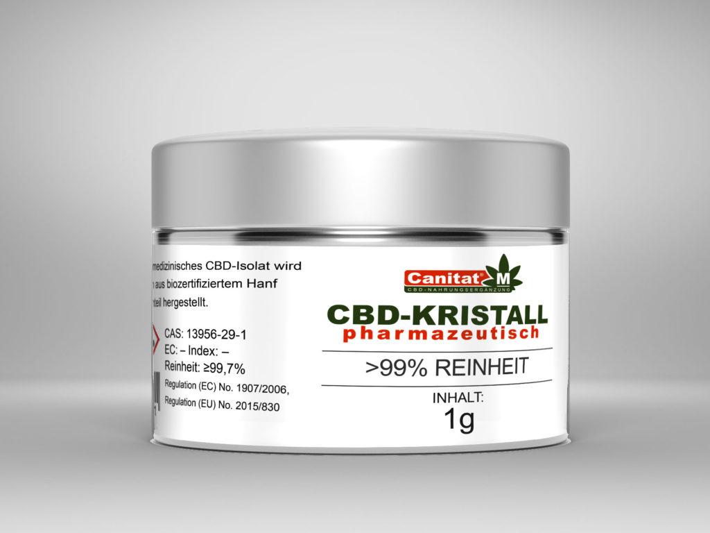 Canitat M CBD-Kristall